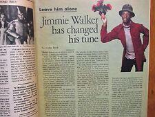 June 27, 1976 Chicago Tribune TV Week(JIMMIE  WALKER/GOOD TIMES/MARY TYLER MOORE