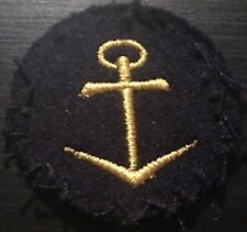 ✚0354✚ German Navy Transportation and Naval Security Service insignia patch