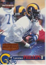 1996 Pro Line Intense Double Intensity #96 Lawrence Phillips