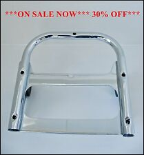 Detachable Two-up Tour Pak Pack Mounting Luggage Rack for 97-08 Harley Touring