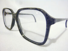 Regency By Tart Optical Vintage Unisex Eyeglass Frame Star Grey Marble 57-13 NOS