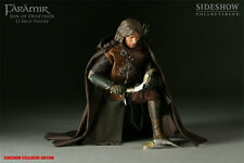 SIDESHOW EXCLUSIVE FARAMIR LORD OF THE RINGS 1:6 NRFB MIB TWO TOWERS SIXTH