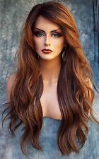 LONG LOOSE BEACHY WAVES WIG HEAT SAFE  STUNNING  COLOR SOM7002 US SELL 455