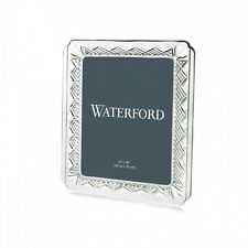 Waterford Crystal Wedding Heirloom 8x10 Picture Frame