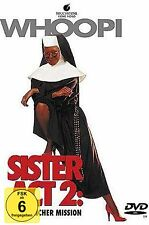 Sister Act 2 In göttlicher Mission - Whoopi Goldberg - DVD - OVP - Neu
