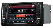 Autoradio Dvd/gps/navi / Sat nav/bluetooth/ipod / radio/usb Reproductor Vw Touareg As710