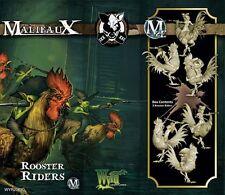 Malifaux Gremlins Rooster Riders WYR20630 NIB