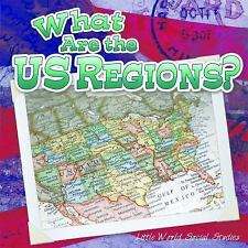 NEW - What Are the US Regions? (Little World Social Studies (Paperback))