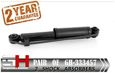 2 NEW REAR GAS SHOCK ABSORBERS FOR HYUN DAI SANTA FE 2006-2009/ GH-333457 /