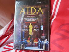 VERDI-VERDI: AIDA DVD NEW/Factory sealed ^Dispatch in 24 hours