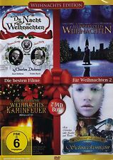DOPPEL-DVD - Die besten Firme für Weihnachten 2 - Weihnachts Edition - 4 Filme