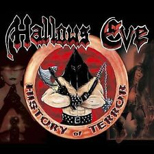 History of Terror * by Hallows Eve (CD, Mar-2006, 3 Discs, Metal Blade)