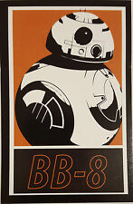 "*** Star Wars - Sticker - Decal - ""BB8"" - R2D2 - Droid - 6x9,5cm  ***"