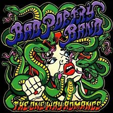 The One Way Romance by Bad Poetry Band (CD, Aug-2012, High Roller Records)