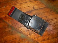 Jeep YJ TJ Wrangler 87-06 Spare Tire Carrier & 3rd Brake light  FREE SHIPPING
