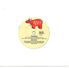 """BEE GEES - TRAGEDY - 7"""" 45 VINYL RECORD 1979"""