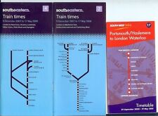South Eastern West Trains Orpington Portsmouth Haslemere Canterbury West Otford