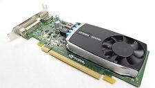NEW Nvidia Quadro 600 1GB PCI-E x16 Half Height Video Card DVI+DP fit Dell 4G8NP