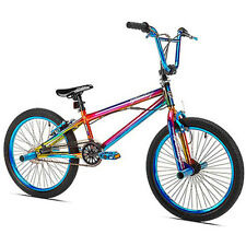 "20"" Kent Fantasy BMX Pro Bike Freestyle Boys Girls Bicycle Steel Frame Generic"