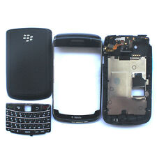 Full Housing For Blackberry 9700 battery cover/frame/Keypad Black Generic