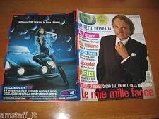 TV SORRISI E CANZONI=2004/51=DARIO BALLANTINI=MONICA GUERRITORE=PAOLO BONOLIS=