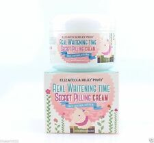 Elizavecca Milky Piggy Real Whitening Time Secret Peeling Cream 100ml Brand New