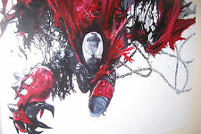 Spawn 40x28 Oil Painting,NOT print or poster,framing available.