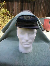 RARE INDIAN WARS 1872 PATTERN STAFF OFFICERS FORAGE CAP