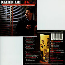 DUKE ROBILLARD  you got me  DR. JOHN, J. VAUGHAN, RON LEVY