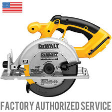 DEWALT DC390B 18v Cordless Circular Saw 6-1/2 inch with FULL WARRANTY !!! DC390