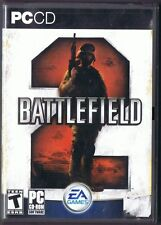 Battlefield 2 - PC 3CD box set Mint Condition!