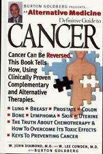 AN ALTERNATIVE MEDICINE DEFINITIVE GUIDE TO CANCER