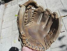 HEART of the HIDE RAWLINGS deer tanned cowhide baseball mitt glove vintage hoh