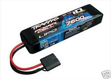 2869X Traxxas RC Car Parts 7.4V LiPo 7600 mAh Battery Pack 2 Cell 25C Slash New