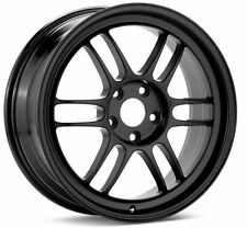 Enkei RPF1 18x9.5 5x100 38mm Offset Black Wheel - Tarmac Black Edition RPF1