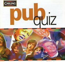 CARLING PUB QUIZ  Fantastic Great Buy Cheap Clearance with FREE p&p uk