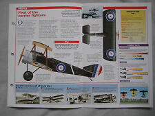 Aircraft of the World - Sopwith Pup, Flight Deck Pioneers