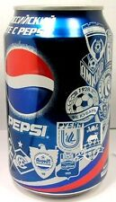 EMPTY UNOPEN Russian Pepsi Euro 2012 UEFA (United European Football Association)