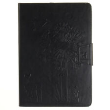 Embossed Leather Flip Card Wallet Case Cover For Samsung Galaxy series Tablet PC