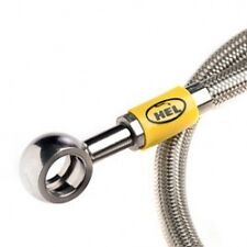 HEL STAINLESS BRAIDED CLUTCH LINE HOSE MG TF 1.8 MASTER TO SLAVE CCK072 Y3320