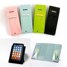 Colorful Portable Folding Book Stand Cookbook Reading Display Tablet Holder
