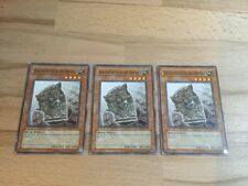3 x Barrier Statue Of The Drought CDIP-EN022 (Playset) Common Yugioh Card