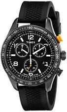 Timex Men's T2P0439J Analog Display Analog Quartz Black Watch
