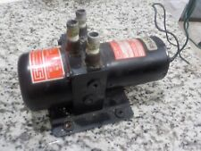 Smiths Industries Hydraulic Auto Pilot Pump