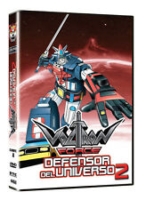 Voltron Force  El  Defensor Universo Vol 2 DVD Español Version Animation
