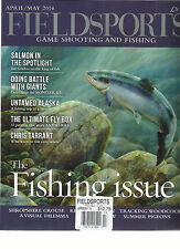 FIELD SORTS, GAME  SHOOTING AND FISHING,  APRIL / MAY, 2014  ( THE FISHING ISSUE