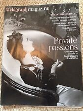 COCO CHANEL Photo Cover UK Telegraph Magazine 09/2016 CECIL BEATON DAVID LINLEY
