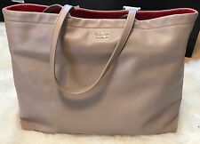 BNWT Prada Large Reversible East-West Shopping Tote Bag Soft Calf Leather $1790
