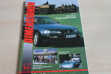 124903) Honda Legend Coupe - Dimensionen 01/1991
