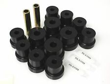 Energy Suspension 70-81 Camaro Firebird Rear Leaf Spring Bushing Set (Black)